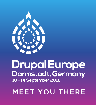 Drupal Europe - Meet you there