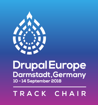 Drupal Europe - Track chair